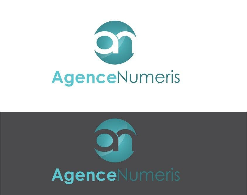 Contest Entry #                                        16                                      for                                         Create logo for Agence Numeris