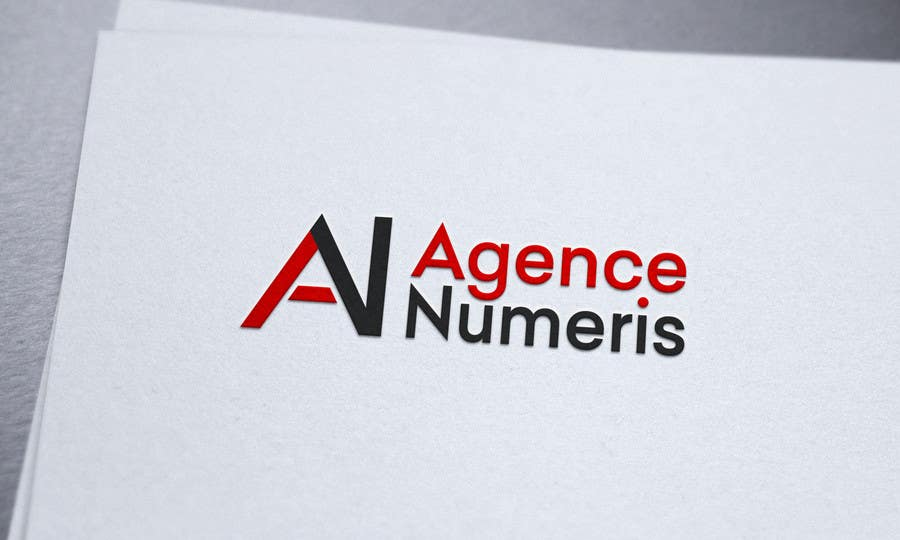 Contest Entry #                                        65                                      for                                         Create logo for Agence Numeris