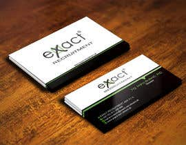 #38 cho Design Business Cards for Recruitment company bởi IllusionG