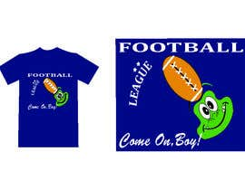 #42 para Design a T-Shirt for ( Florida Gator Football ) por DiamondLucy999