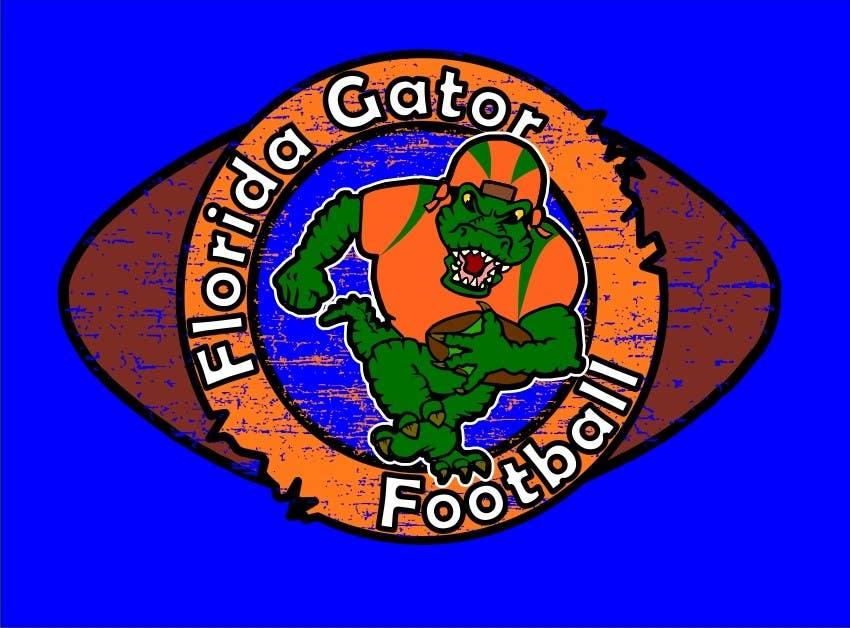 Konkurrenceindlæg #                                        32                                      for                                         Design a T-Shirt for ( Florida Gator Football )