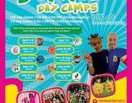 #27 for Summer Camp Flyer - 24/02/2021 14:39 EST by Reffas