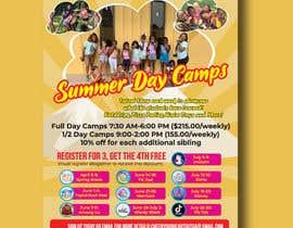 Nro 29 kilpailuun Summer Camp Flyer - 24/02/2021 14:39 EST käyttäjältä designconcept86