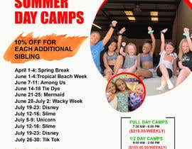 #37 for Summer Camp Flyer - 24/02/2021 14:39 EST by fmalamincmt