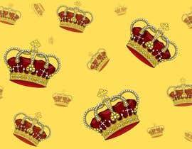 #6 untuk Draw me a background  3D Crown Low Poly oleh Agillisai