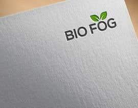 #385 para I need a logo design for the name Bio Fog por nasimaaakter01
