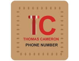 Nro 61 kilpailuun TC Logo Design käyttäjältä AurnaNet