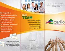 #25 untuk Content Writing of Brochure and Roll Up Banner for IT Company oleh latinoec