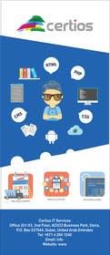 Nro 11 kilpailuun Content Writing of Brochure and Roll Up Banner for IT Company käyttäjältä sgsicomunicacoes