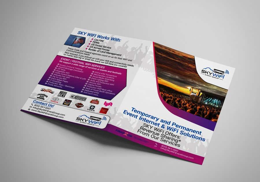 """Intrarea #                                        20                                      pentru concursul """"                                        Re-Design a Bi-Fold brochure                                     """""""