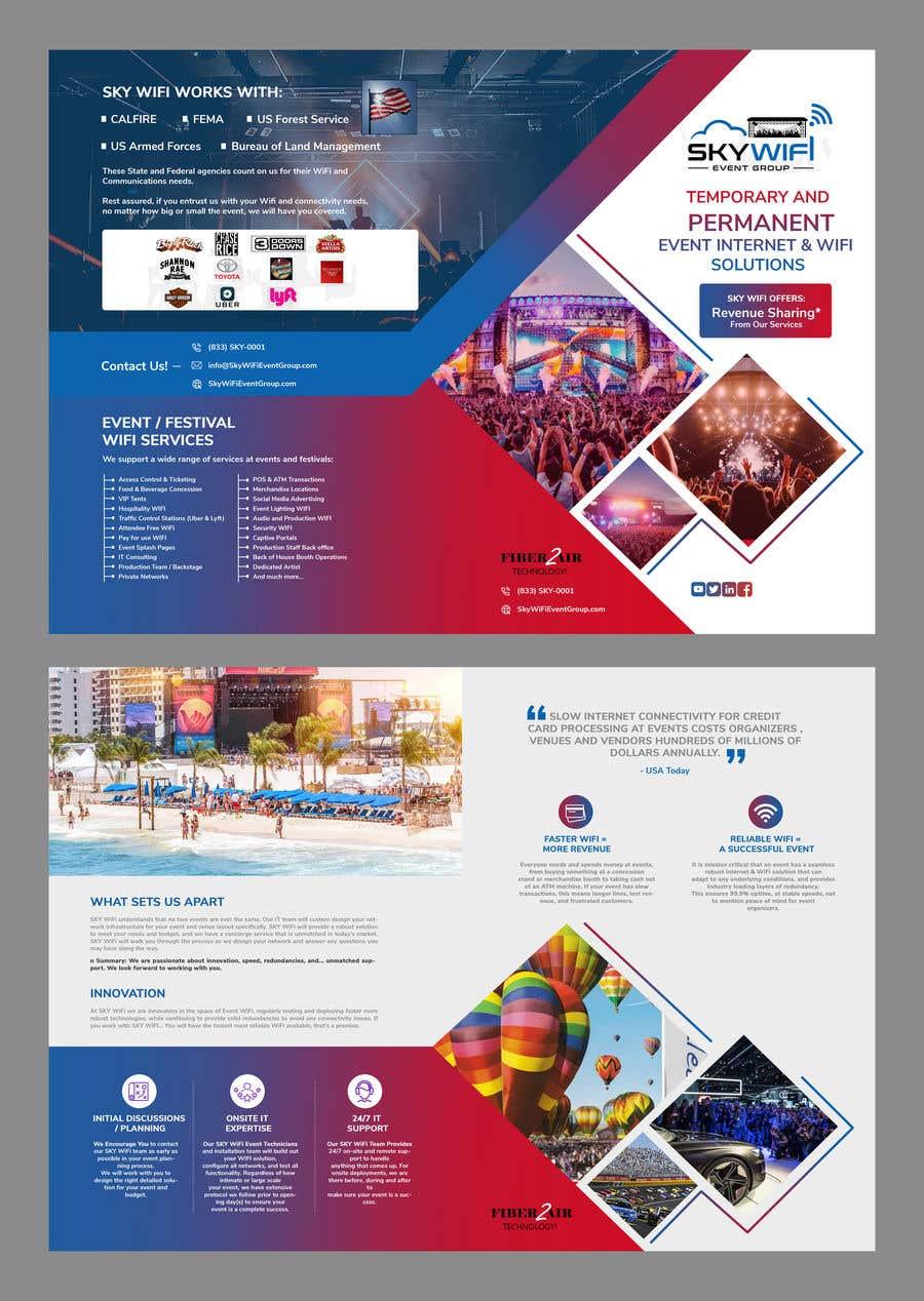 """Intrarea #                                        120                                      pentru concursul """"                                        Re-Design a Bi-Fold brochure                                     """""""