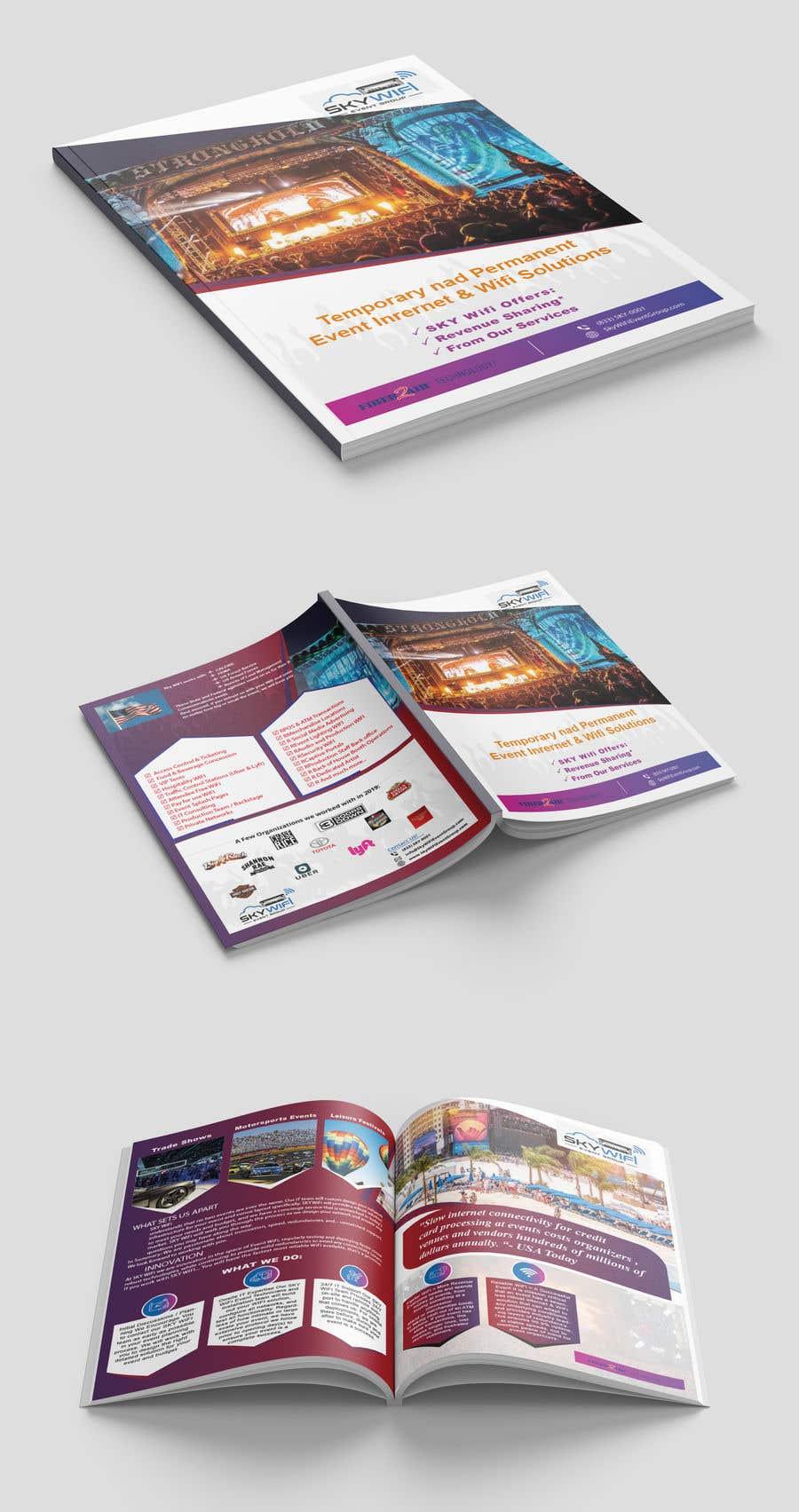 """Intrarea #                                        112                                      pentru concursul """"                                        Re-Design a Bi-Fold brochure                                     """""""