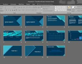 #53 for Graphic Designer to Revamp of Powerpoint Presentation by erdelb