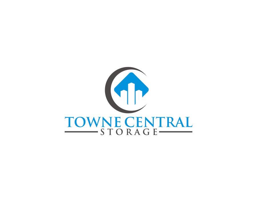Konkurrenceindlæg #                                        74                                      for                                         Design a Logo for Towne Central Storage