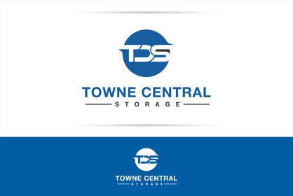 #81 untuk Design a Logo for Towne Central Storage oleh sdartdesign