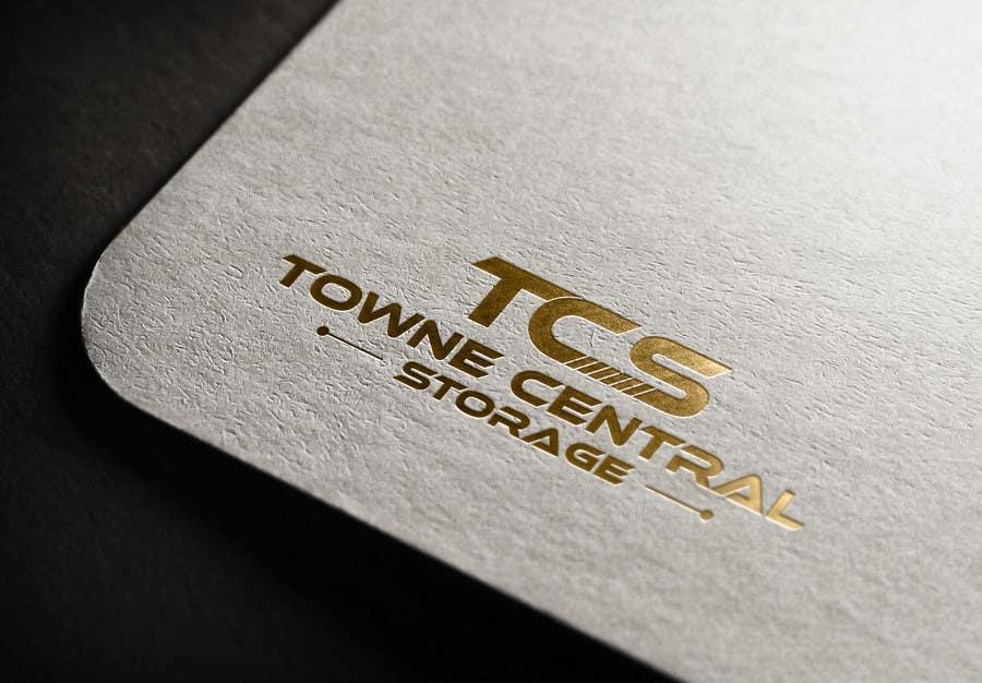 Konkurrenceindlæg #                                        63                                      for                                         Design a Logo for Towne Central Storage