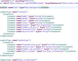 #1 cho XML schema for a catalog of cars bởi waleedmm