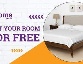 #137 untuk Rooms Facebook, Twitter Banner oleh ashraful6670