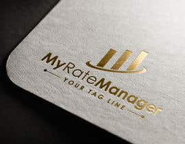 #74 untuk Develop a Logo and Corporate Identity for MyRateManager oleh tolomeiucarles