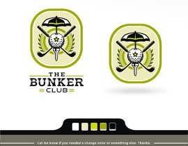#279 for Logo Design:  The Bunker Club by SAKTI2
