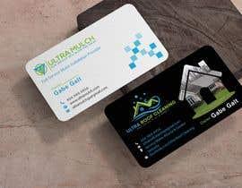#258 untuk Double sided business card oleh aliusman1725