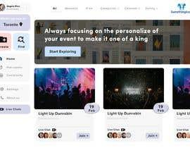 Nro 3 kilpailuun Improve design of my mainpage and 3 inner pages käyttäjältä Vontago