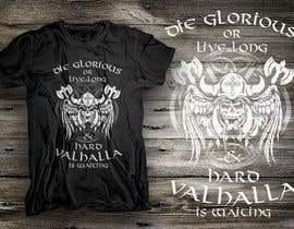 #7 para Design a T-Shirt for Vikings por dsgrapiko
