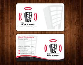 nº 60 pour Design some Business Cards for The Music Building par aminur33