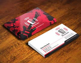 nº 70 pour Design some Business Cards for The Music Building par ezesol