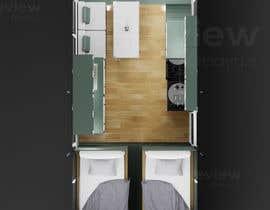 Nro 29 kilpailuun 3D House design in a BUS käyttäjältä moksastudio
