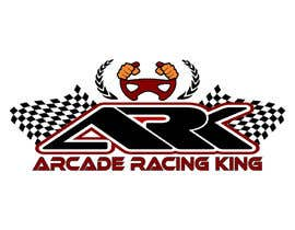 #106 para Design a Logo for an ARCADE RACE GAME por RebelliousDesign
