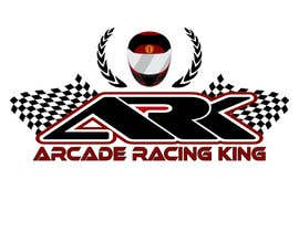 #108 para Design a Logo for an ARCADE RACE GAME por RebelliousDesign