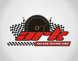 #86 para Design a Logo for an ARCADE RACE GAME por TradeDesigns