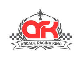 #82 untuk Design a Logo for an ARCADE RACE GAME oleh martinsholat