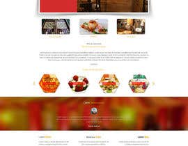 #5 for Design a Website Mockup for a pizzeria restaurant af sudheesh007