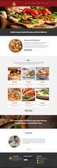 Icône de la proposition n°                                                12                                              du concours                                                 Design a Website Mockup for a pizzeria restaurant