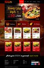 Proposition n° 9 du concours Graphic Design pour Design a Website Mockup for a pizzeria restaurant