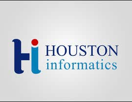 #212 cho Houston Informatics Logo Design bởi GoldSuchi