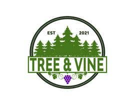 #103 for Tree & Vine Winery by mrwork003