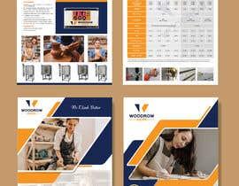 Nro 122 kilpailuun Brochure Template käyttäjältä decentcreation