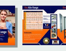 Nro 96 kilpailuun Brochure Template käyttäjältä zarahmad6