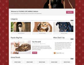 websoft07 tarafından Design a layout for my website için no 6