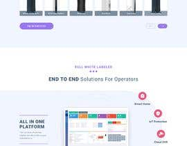 #73 for Landing page redesign af mdziakhan