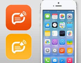 #61 for Design a App Icon for iOS App by graphicrainbd