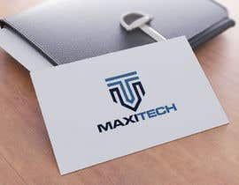 #319 for Maxitech logo design by JaneBurke