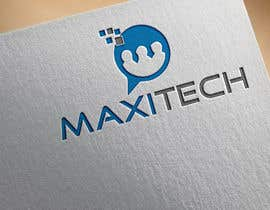 #699 for Maxitech logo design by RAHIMADESIGN
