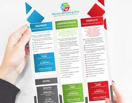 nº 30 pour Need this package pricing table turned into a professional looking and printable document par Rezowanislamrir