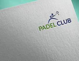 #141 untuk Logo for Padel Tennis club oleh belalahammed238