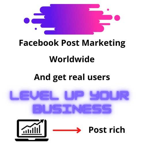 Contest Entry #                                        1                                      for                                         Facebook Post Marketing