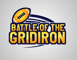 GraphicHimani tarafından Design a Logo for Battle of the Gridiron için no 35